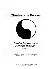 Cover 29th Infantry Division