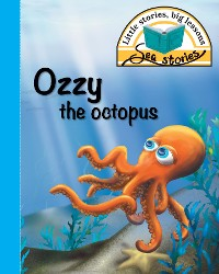 Cover Ozzy the octopus