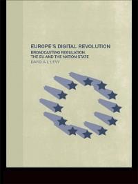 Cover Europe's Digital Revolution