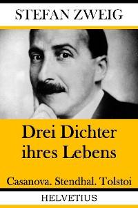 Cover Drei Dichter ihres Lebens