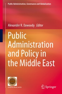 Cover Public Administration and Policy in the Middle East