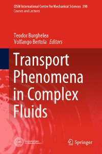 Cover Transport Phenomena in Complex Fluids