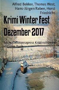 Cover Krimi Winter Fest Dezember 2017