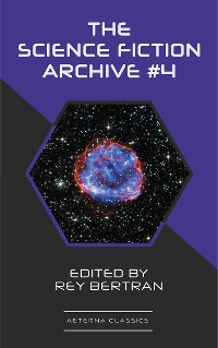 Cover The Science Fiction Archive #4
