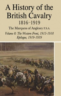 Cover History of British Cavalry