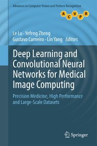 Cover Deep Learning and Convolutional Neural Networks for Medical Image Computing