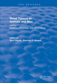 Cover Nasal Tumors in Animals and Man Vol. I