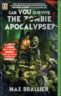 Cover Can You Survive the Zombie Apocalypse?