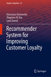 Cover Recommender System for Improving Customer Loyalty