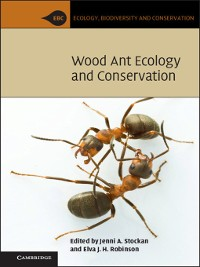 Cover Wood Ant Ecology and Conservation