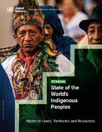 Cover State of the World's Indigenous Peoples