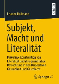 Cover Subjekt, Macht und Literalität