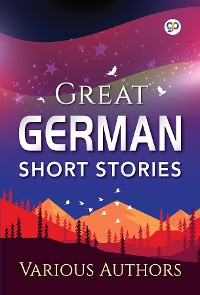 Cover Great German Short Stories