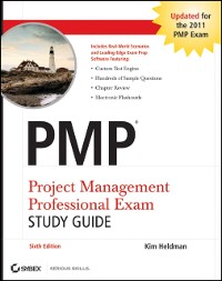 Cover PMP Project Management Professional Exam Study Guide