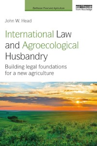 Cover International Law and Agroecological Husbandry