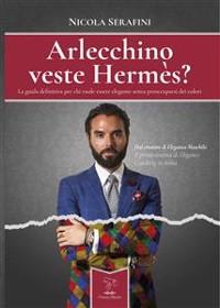 Cover Arlecchino veste Hermès?