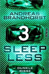 Cover Sleepless - Dunkle Risse