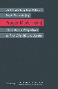 Cover Prager Moderne(n)