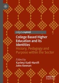 Cover College Based Higher Education and its Identities