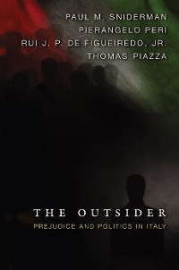 Cover The Outsider