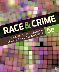 Cover Race and Crime