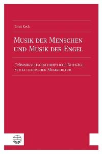 Cover Musik der Menschen und Musik der Engel