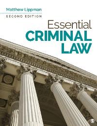 Cover Essential Criminal Law
