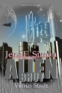 Cover Venus Stadt (Alien Brut 5)