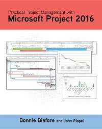 Cover Practical Project Management with Microsoft Project 2016
