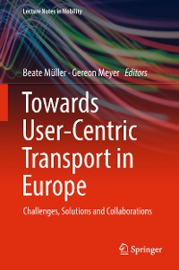Cover Towards User-Centric Transport in Europe