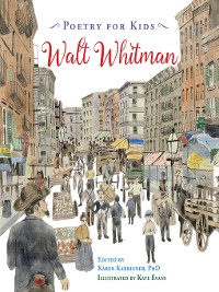 Cover Poetry for Kids: Walt Whitman