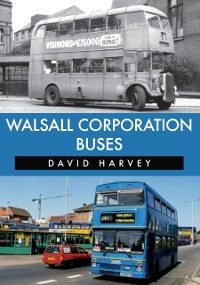 Cover Walsall Corporation Buses
