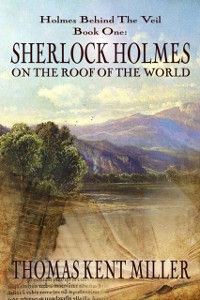 Cover Sherlock Holmes on The Roof of The World