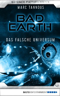 Cover Bad Earth 41 - Science-Fiction-Serie