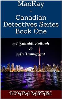 Cover MacKay - Canadian Detectives Series Book One