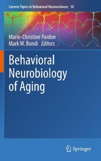Cover Behavioral Neurobiology of Aging