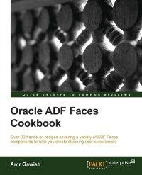 Cover Oracle ADF Faces Cookbook