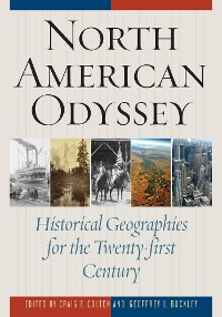 Cover North American Odyssey