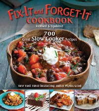 Cover Fix-It and Forget-It Cookbook: Revised & Updated