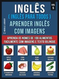 Cover Inglês ( Inglês Para Todos ) Aprender Inglês Com Imagens (Vol 5)