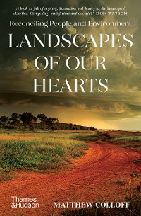 Cover Landscapes of Our Hearts