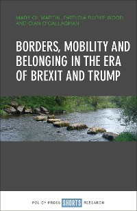 Cover Borders, Mobility and Belonging
