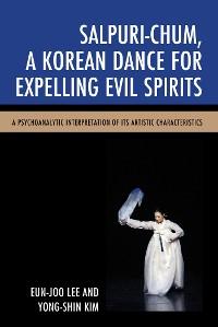 Cover Salpuri-Chum, A Korean Dance for Expelling Evil Spirits