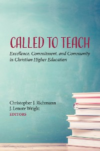 Cover Called to Teach