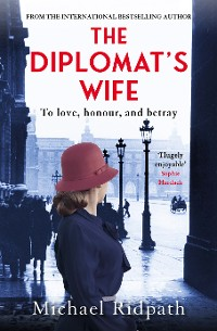 Cover The Diplomat's Wife