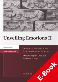 Cover Unveiling Emotions. Vol. 2