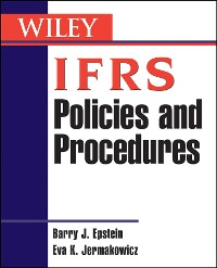 Cover IFRS Policies and Procedures