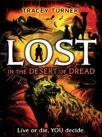 Cover Lost... in the Desert of Dread