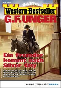 Cover G. F. Unger Western-Bestseller 2465 - Western