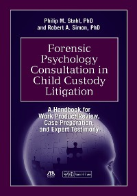 Cover Forensic Psychology Consultation in Child Custody Litigation